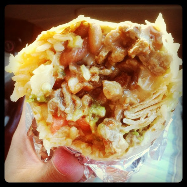 Photo: Oh, good burritos, how I've missed you.