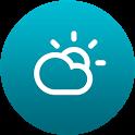 Weer NL - weerbericht & radar icon
