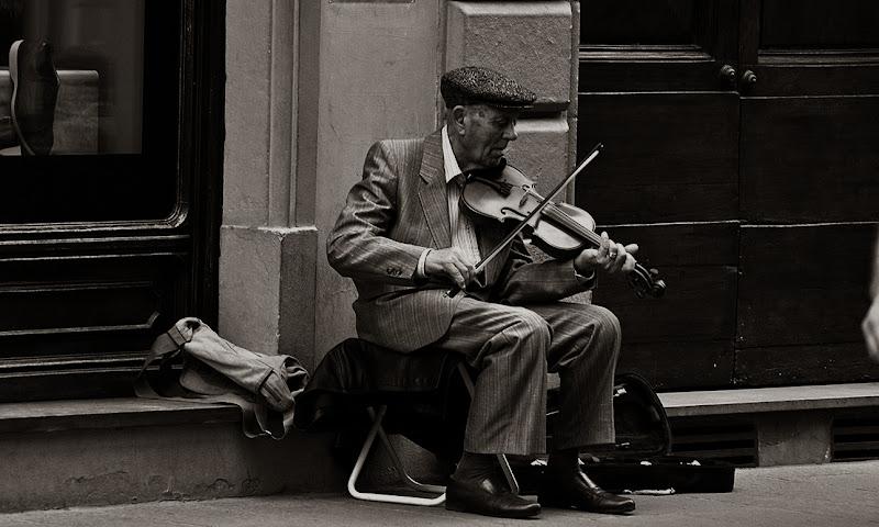 Violinista di Salvitti Silvia
