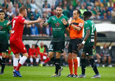 """🎥 L'œil du referee : """"L'arbitre de Cercle Bruges - Standard a pris une décision erronée"""""""