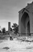Photo: Мечеть Биби Ханым. Самарканд. Май 1976.