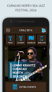 Curacao NorthSeaJazz 2016 screenshot 0