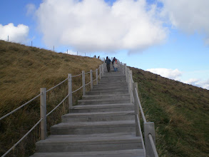 Photo: les flancs du Pariou