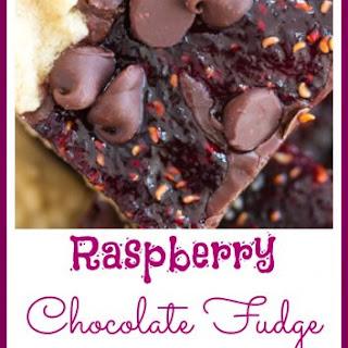 Raspberry Chocolate Chip Bars.