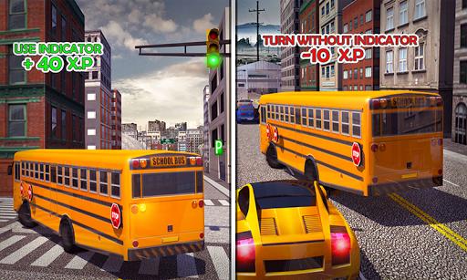 Coach Bus Simulator - City Bus Driving School Test 1.7 screenshots 7
