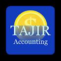 TAJIR shop accounting application icon