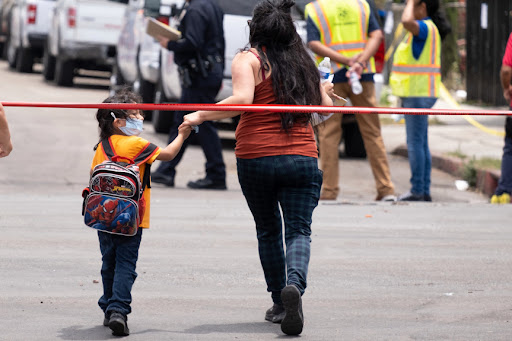 Most families still haven't returned home to LAPD-blast damaged South L.A. neighborhood