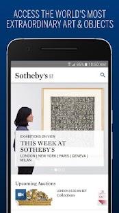 Sotheby's - náhled