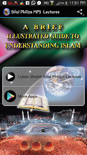 Bilal Philips MP3 Lectures - náhled