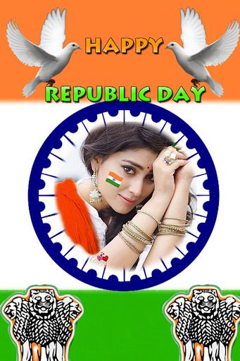 Republic Day Photo Frame 2018 - 26 Jan Photo Frame 15.0 screenshots 4