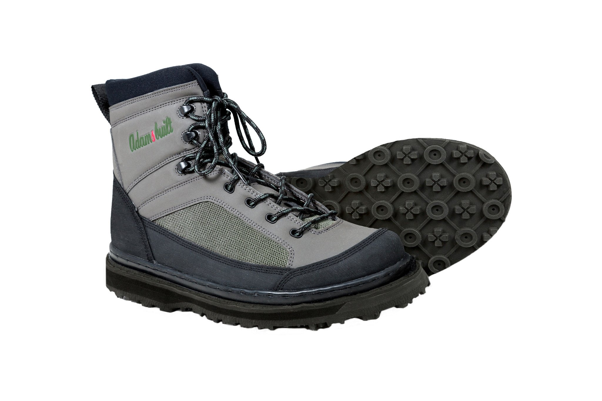 Adamsbuilt Ultralight Wader Boots for Fly Fishing