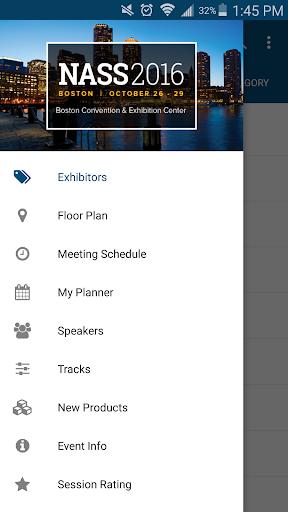 玩免費醫療APP|下載NASS 2016 Annual Meeting app不用錢|硬是要APP