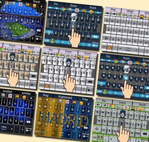 Real Madrid Keyboard IconMe