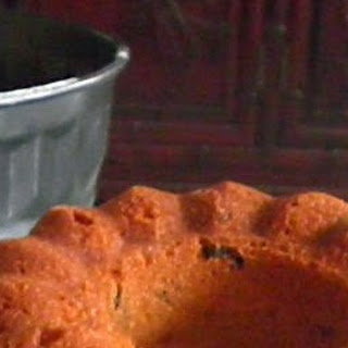 Fruit Cake Bundt Cake Recipes