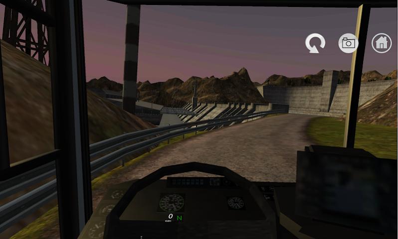 android Bus Simulator 2016 Screenshot 0