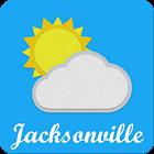Jacksonville, FL - weather icon