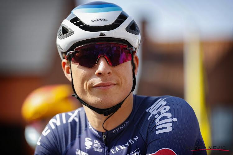 Toont Jasper Philipsen ook zijn supervorm in de GP Denain? landgenoot verschijnt aan de start van de Franse eendagswedstrijd