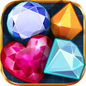 Pirate Treasure - Gem Match 3 icon