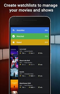 CineTrak: Your Movie and TV Show Diary  App Download For Android and iPhone 2