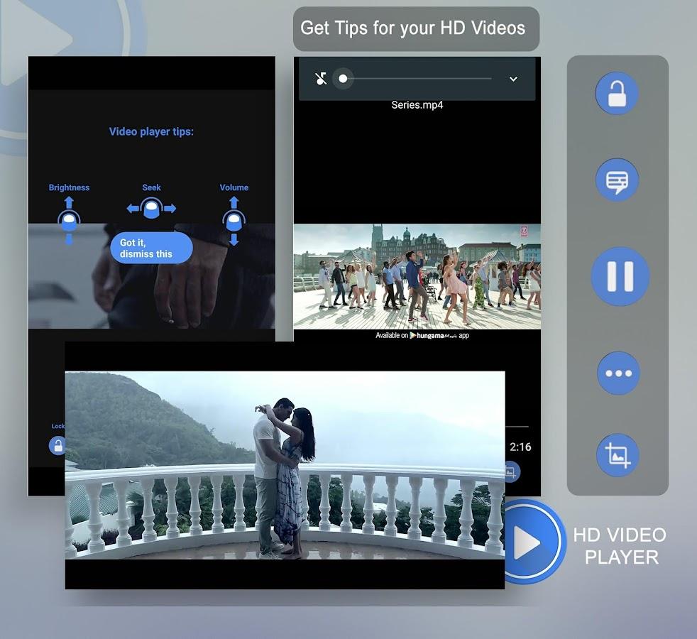 Простой MP4-плеер Видео - скачать бесплатно Простой MP4-плеер Видео для Android