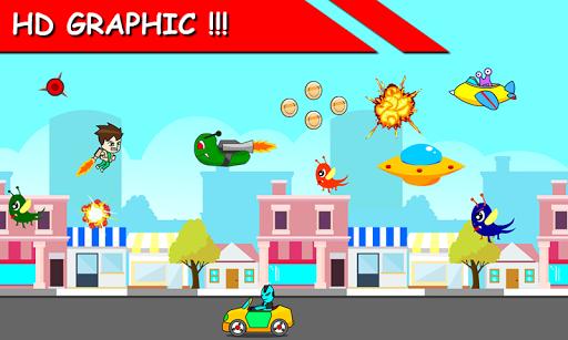Ben Jetpack Joyfire Alien 1.0.1 screenshots 2