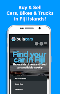 BULACARS - Buy&Sell Cars Fiji - náhled