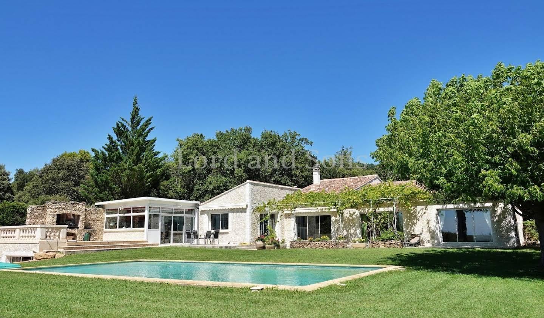 Villa avec piscine Aubignan