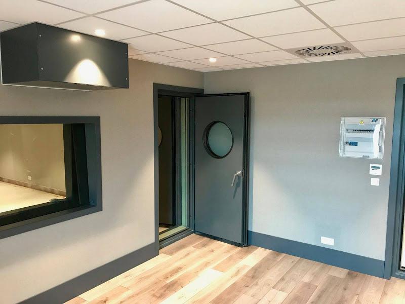 Nieuwe studio voor SDI Belgium