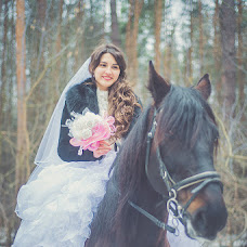 Wedding photographer Kristina Slascheva (Kiris). Photo of 03.04.2016