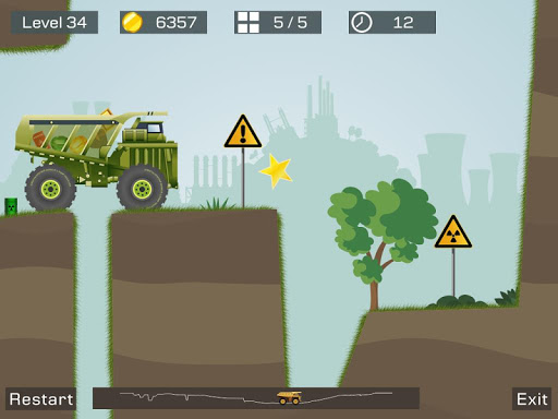 Big Truck --best mine truck express simulator game 3.51.52 screenshots 10