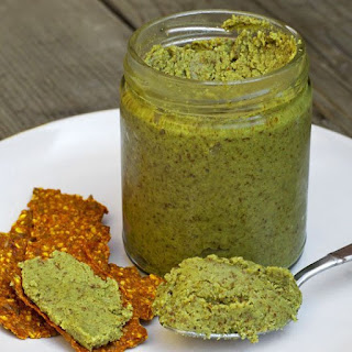 Pumpkin-Sunflower-Flax Seed Butter