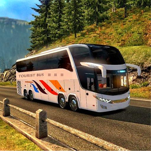 Baixar Euro Coach ônibus dirigindo Off Road simulador para Android