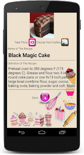 My Recipe Book- screenshot thumbnail