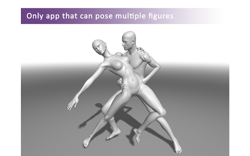 Magic Poser - Pose Tool for Artists for PC