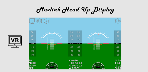 VR Drone Mavlink Virtual Reality HUD - Apps on Google Play