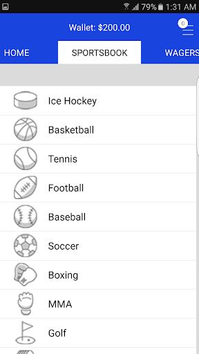 Sports Bettingu2122 Vegas Fantasy 3.5.3 screenshots 3
