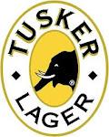 Logo for Tusker Lager
