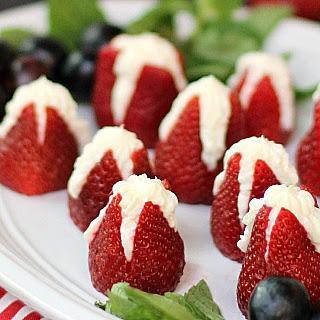 Strawberries and Cream.