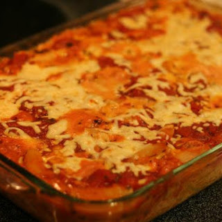 Gluten-Free Sausage & Vegetable Pasta Bake