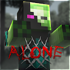 Alone: The MCPE Modded Map! icon