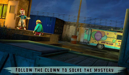 Freaky Clown : Town Mystery  screenshots 14