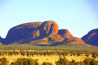 Photo: Year 2 Day 219 - One of the Humps of the Olgas
