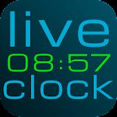 Live Clock Wallpaper