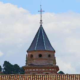 The Tower of Worship by Joatan Berbel - Buildings & Architecture Places of Worship ( spain, granada, andalucia, architectural detail, church, historical, worship, cultural heritage, tower )