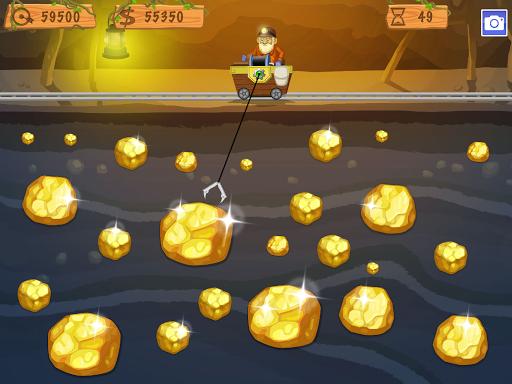 Gold Miner World Tour: Gold Rush Mining Adventure screenshots 11