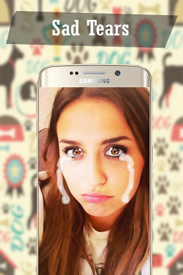 Snappy photo stickers&filters♥ - screenshot