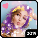 Fashion Camera Photo Editor - Motion Stickers icon