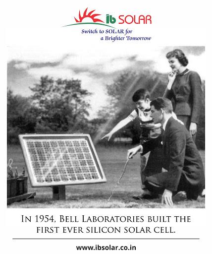 IB SOLAR - Solar Panel Manufacturers | Best Solar Panels in India