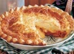 Bacon Cheese Puff Pie Recipe