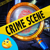 Hidden Object Crime Scene
